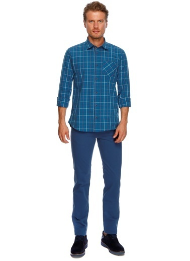 Slim Fit Pantolon-Limon Company